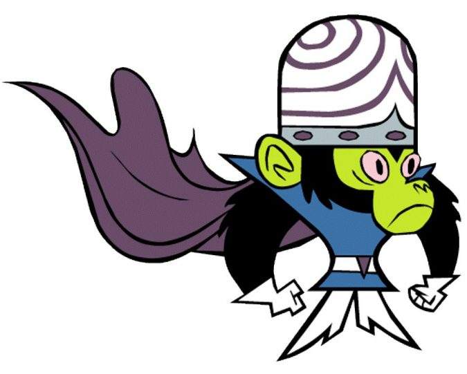 Mojo-Jojo-cartoon-675x541 Top 25 Most Popular Cartoon Characters of All Time