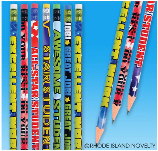 Motivational-Pencils 10 Motivational Gifts for Friends Who Need a Present
