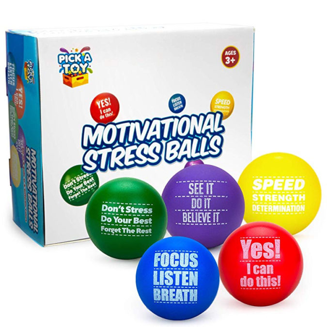Motivational-Stress-Balls-675x675 10 Motivational Gifts for Friends Who Need a Present