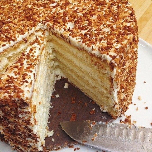 Peninsula-Coconut-Layer-Cake.-1 Top 20 Most Delicious and Popular Cakes in the USA