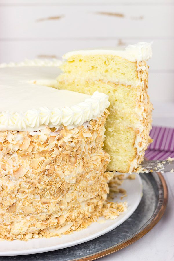 Peninsula-Coconut-Layer-Cake. Top 20 Most Delicious and Popular Cakes in the USA