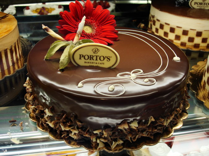 Porto's-cake-1-675x506 Top 20 Most Delicious and Popular Cakes in the USA
