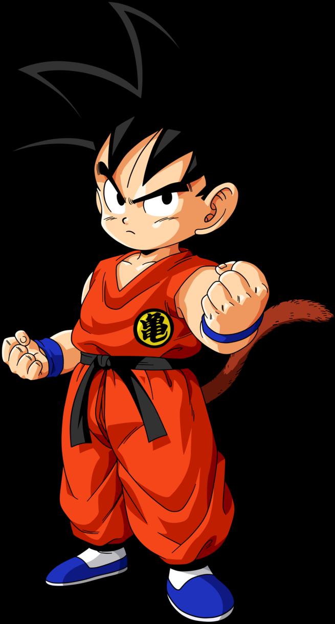 Son-Goku-cartoon Top 25 Most Popular Cartoon Characters of All Time