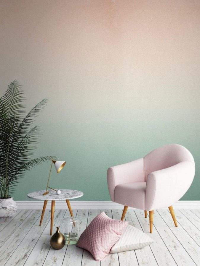 home-decor-ombre-walls-675x900 Affordable Interior Design Tips to Make Your Home Look Luxurious