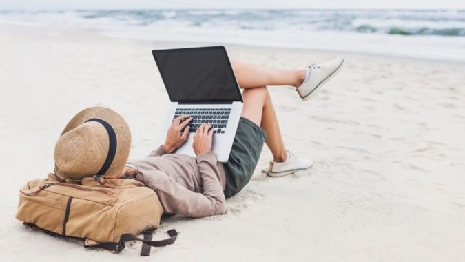 laptop.-2-675x380 How to Become a Travel Blogger? 10 Must Steps to Follow