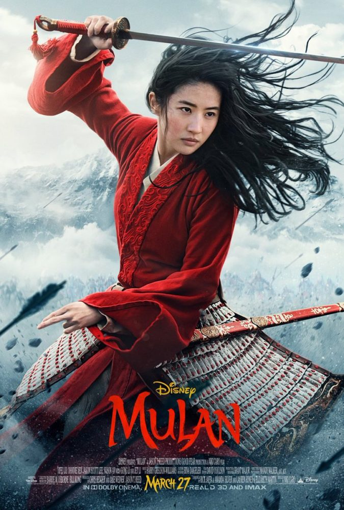 mulan-675x999 Top 7 Upcoming Disney Films to Watch This Year