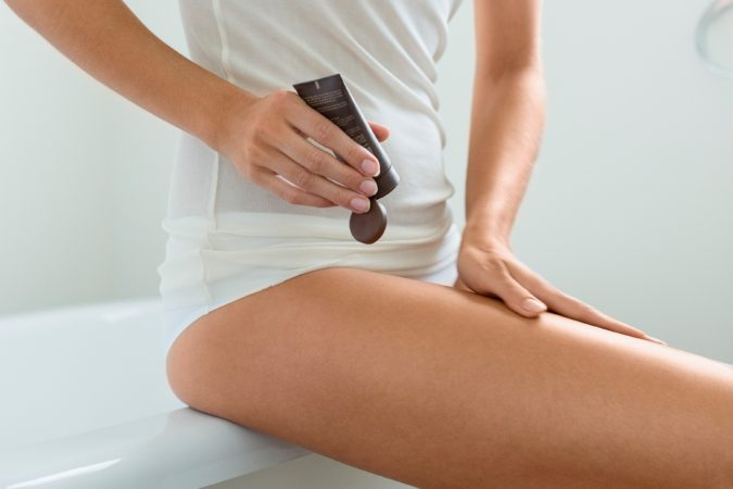 skin-care-self-tanner-675x450 How To Prevent Premature Aging of Skin