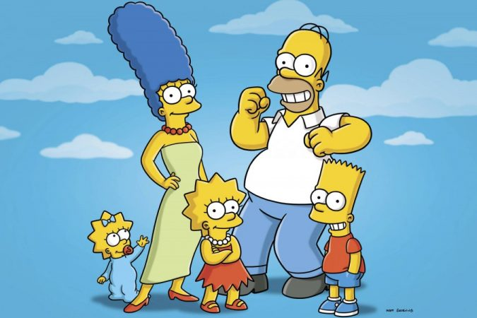the-Simpsons-cartoon-675x450 Top 25 Most Popular Cartoon Characters of All Time