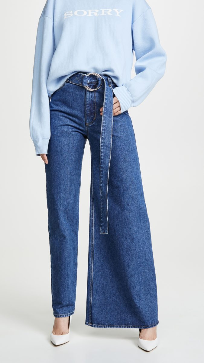 Asymmetrical-Jeans-675x1197 10 Weirdest Fashion Trends Hitting the World Now