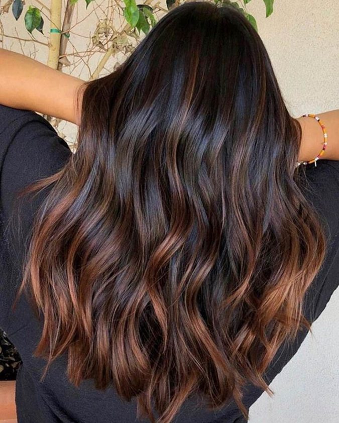 Brown-Ale-Hair-1-675x842 Top 20 Hottest Colorful Hair Ideas that Are So Cool in 2021