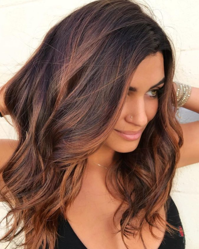Chocolate-Truffle.-2-675x843 Top 20 Hottest Colorful Hair Ideas that Are So Cool in 2021