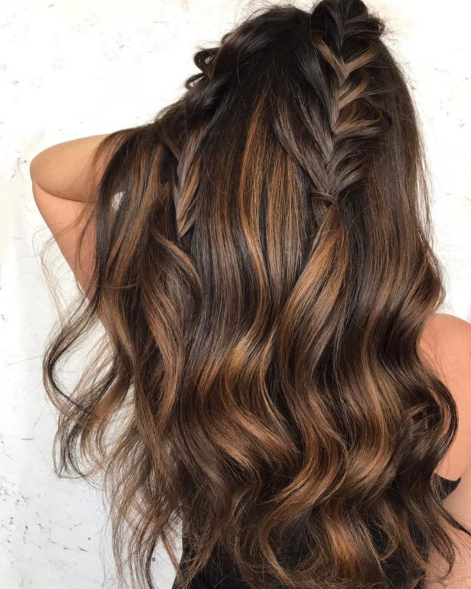 Chocolate-Truffle.-3-675x844 Top 20 Hottest Colorful Hair Ideas that Are So Cool in 2020