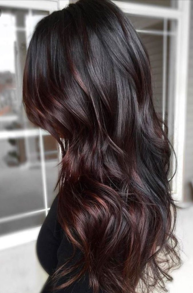 Dark-Chocolate.-1-675x1022 Top 20 Hottest Colorful Hair Ideas that Are So Cool in 2020