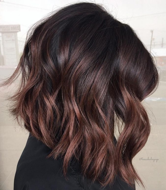 Dark-Chocolate.-675x774 Top 20 Hottest Colorful Hair Ideas that Are So Cool in 2020