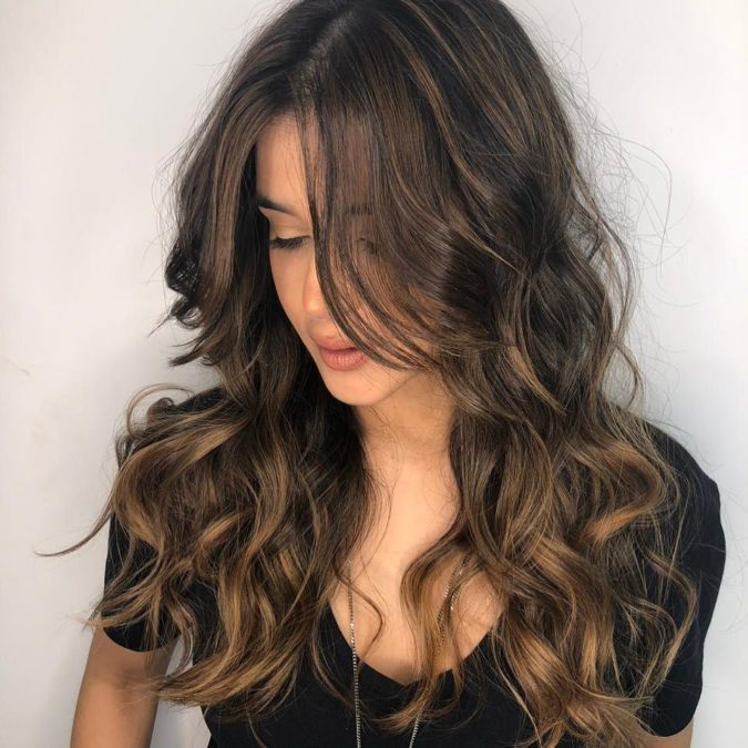 Dirty-Brunette-2-675x675 Top 20 Hottest Colorful Hair Ideas that Are So Cool in 2020