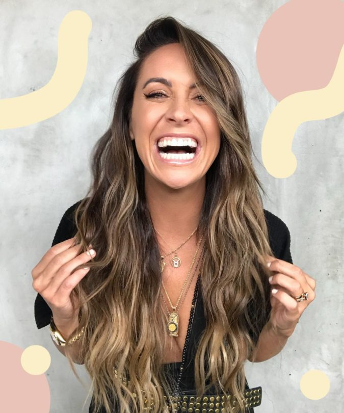 Dirty-Brunette-675x810 Top 20 Hottest Colorful Hair Ideas that Are So Cool in 2020