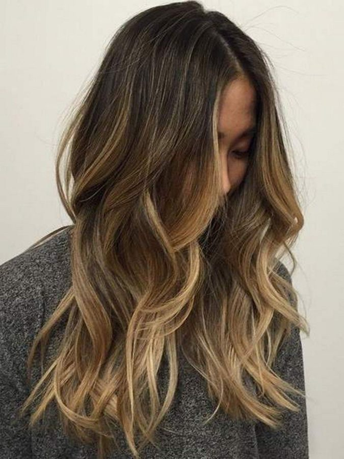Dirty-Brunette..-675x901 Top 20 Hottest Colorful Hair Ideas that Are So Cool in 2020