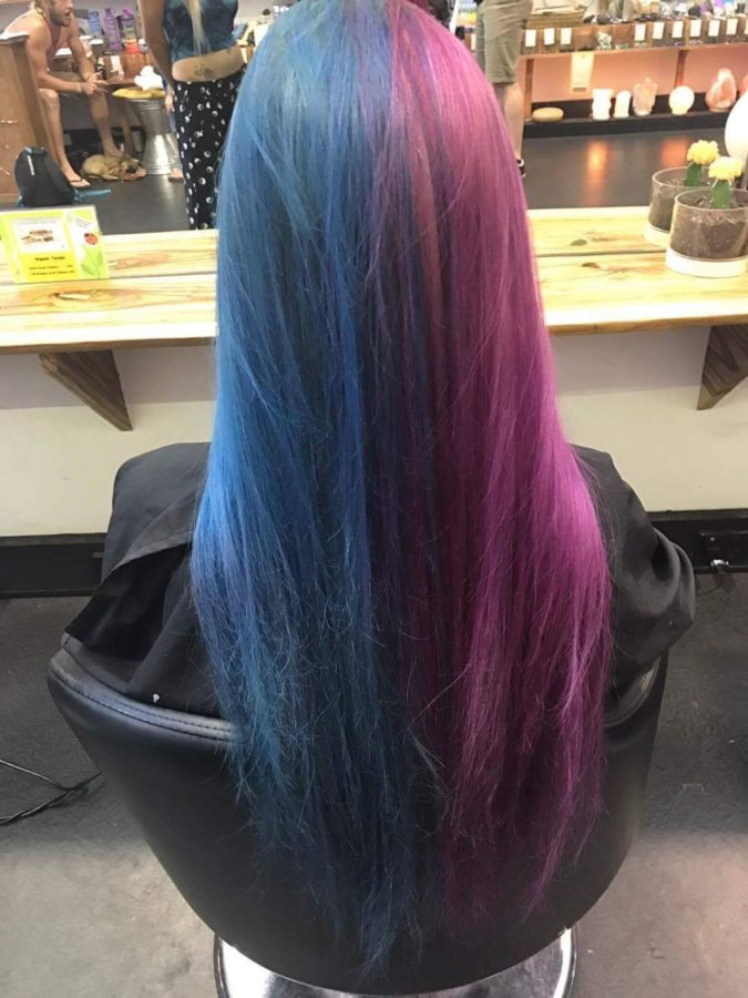 Half-and-Half-675x900 Top 20 Hottest Colorful Hair Ideas that Are So Cool in 2020
