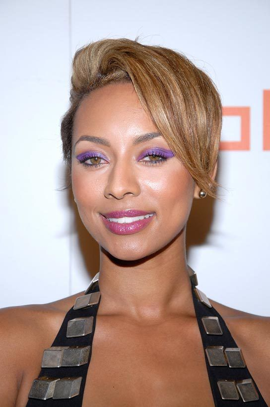 Keri-Hilson-1 Best 10 Colorful Face Makeup Looks to Try in 2021