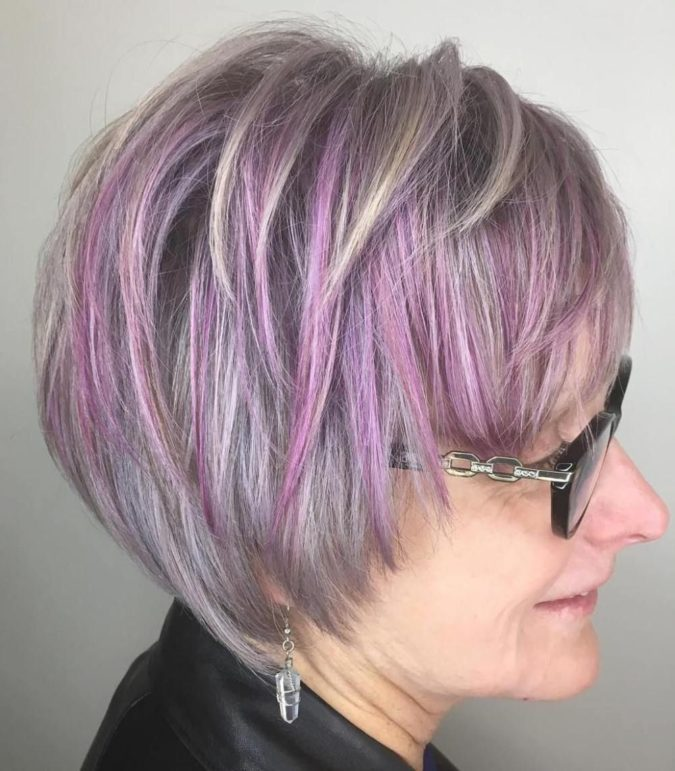 Lilac-dream-675x771 Best 12 Hairstyles for Women Over 60 to Look Younger