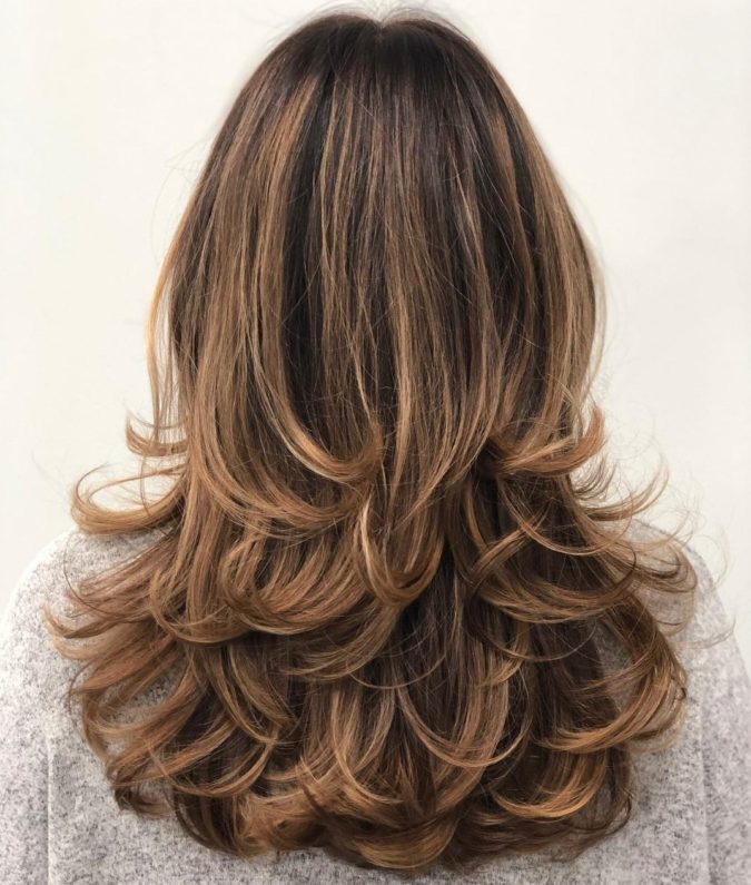 Long-lovely-layers..-2-675x795 20 Most Trendy Hairstyles for Women over 40 to Look Younger
