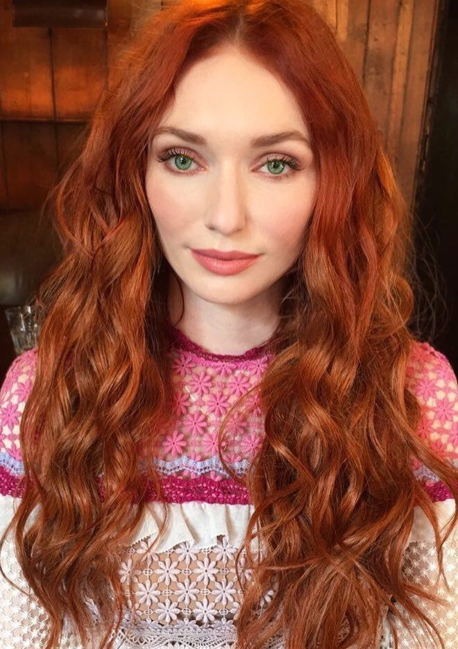 Natural-Looking-Red-3 Top 20 Hottest Colorful Hair Ideas that Are So Cool in 2020
