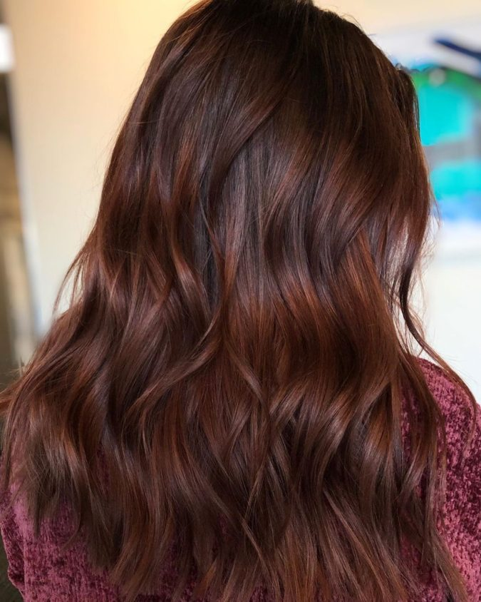 Orchard-Red-675x844 Top 20 Hottest Colorful Hair Ideas that Are So Cool in 2020