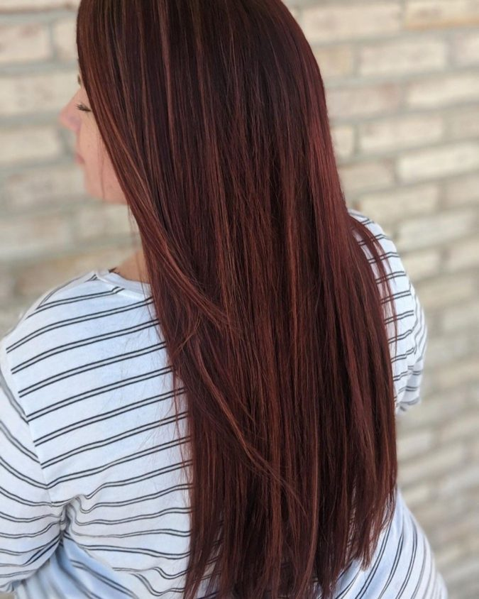 Orchard-Red-hair-675x844 Top 20 Hottest Colorful Hair Ideas that Are So Cool in 2020