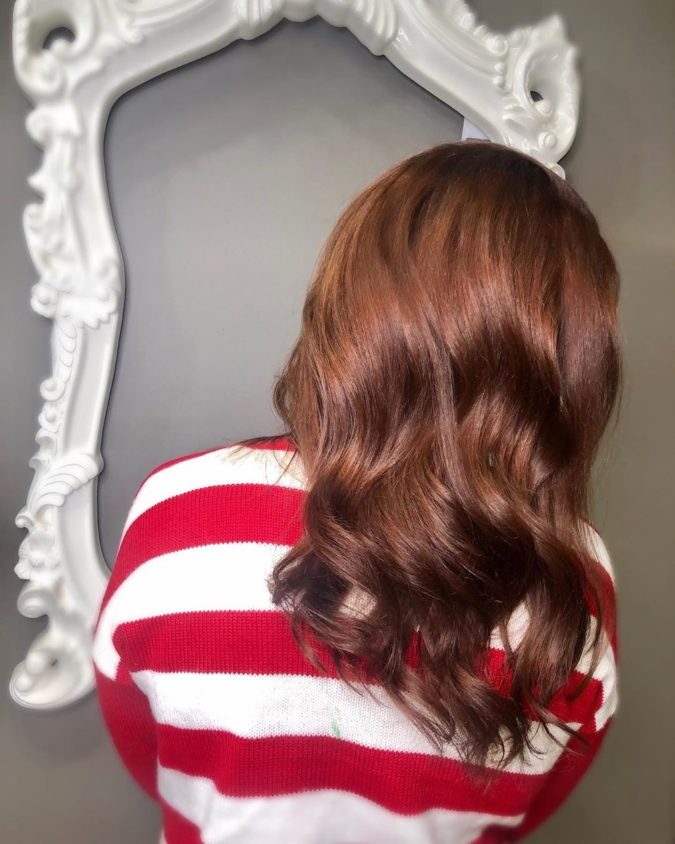 Orchard-Red.-675x844 Top 20 Hottest Colorful Hair Ideas that Are So Cool in 2021