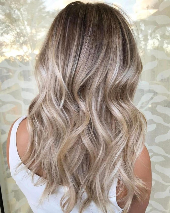Root-Shadow-hair-1-675x843 Top 20 Hottest Colorful Hair Ideas that Are So Cool in 2020