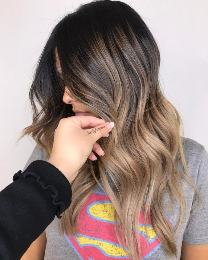 Root-Shadow-hair-675x844 Top 20 Hottest Colorful Hair Ideas that Are So Cool in 2020