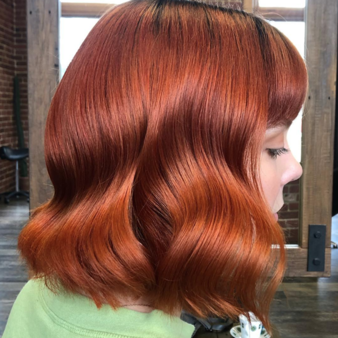 Rusty-Copper.-675x675 Top 20 Hottest Colorful Hair Ideas that Are So Cool in 2020