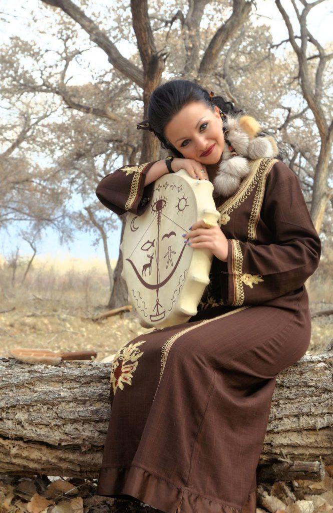 Shakuntali-Siberia-3 Secret of the Woman of Divine Power with Shakuntali Siberia: Female Super Abilities & Power Objects