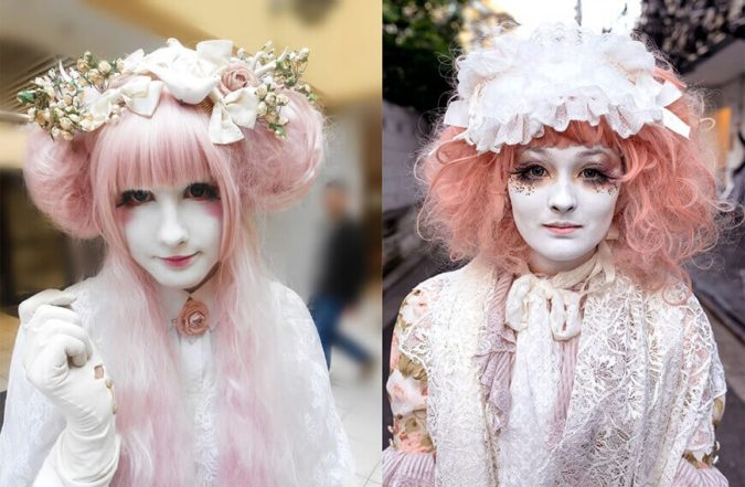Shironuri-675x441 10 Weirdest Fashion Trends Hitting the World Now