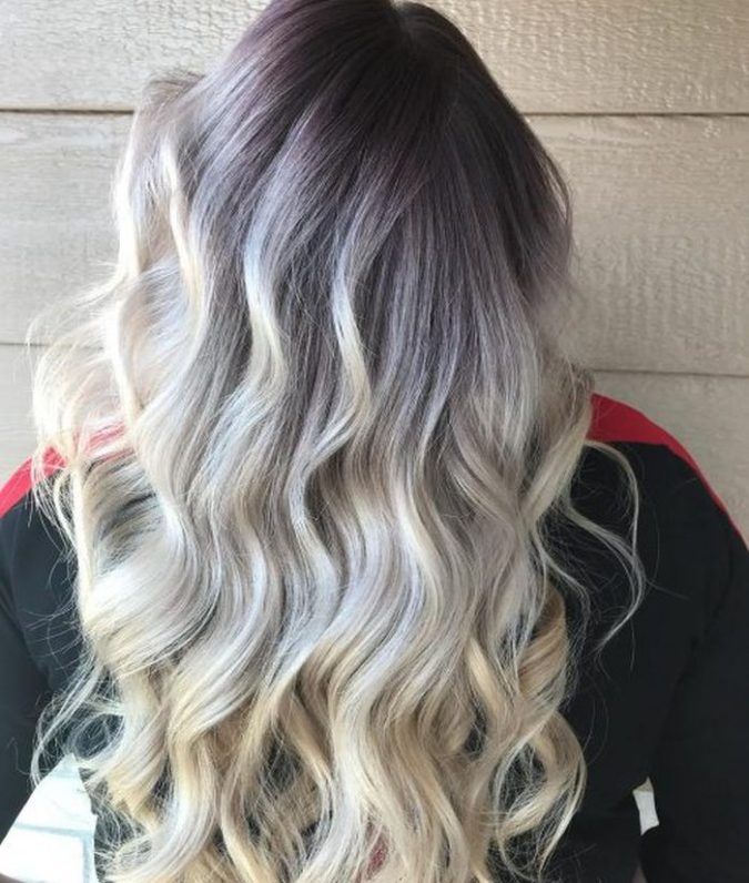 Smoky-Ice..-675x796 Top 20 Hottest Colorful Hair Ideas that Are So Cool in 2020