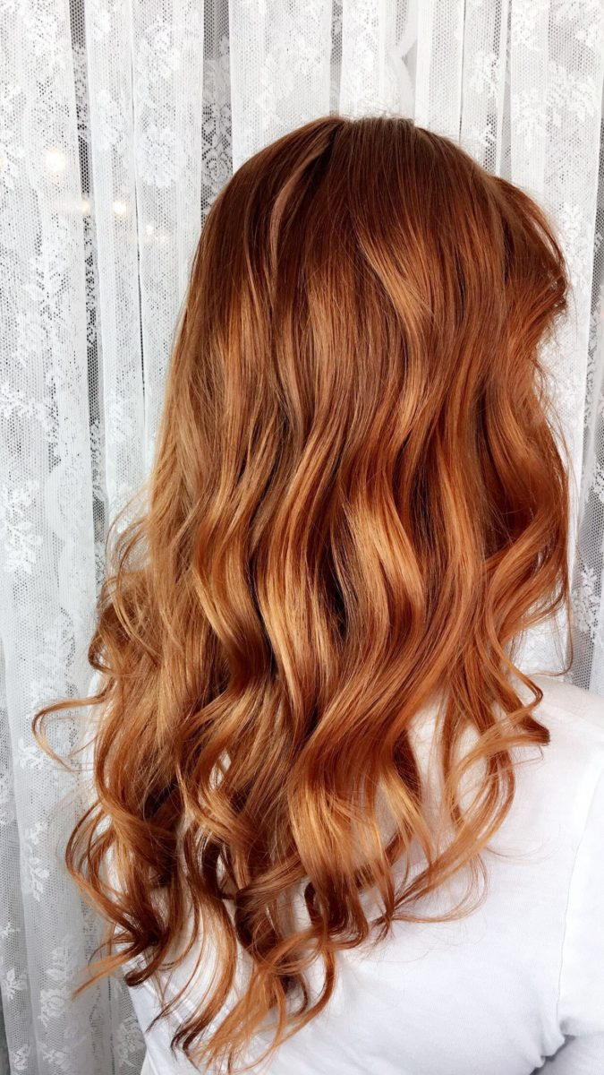 Strawberry-Blonde-1-675x1200 Top 20 Hottest Colorful Hair Ideas that Are So Cool in 2020