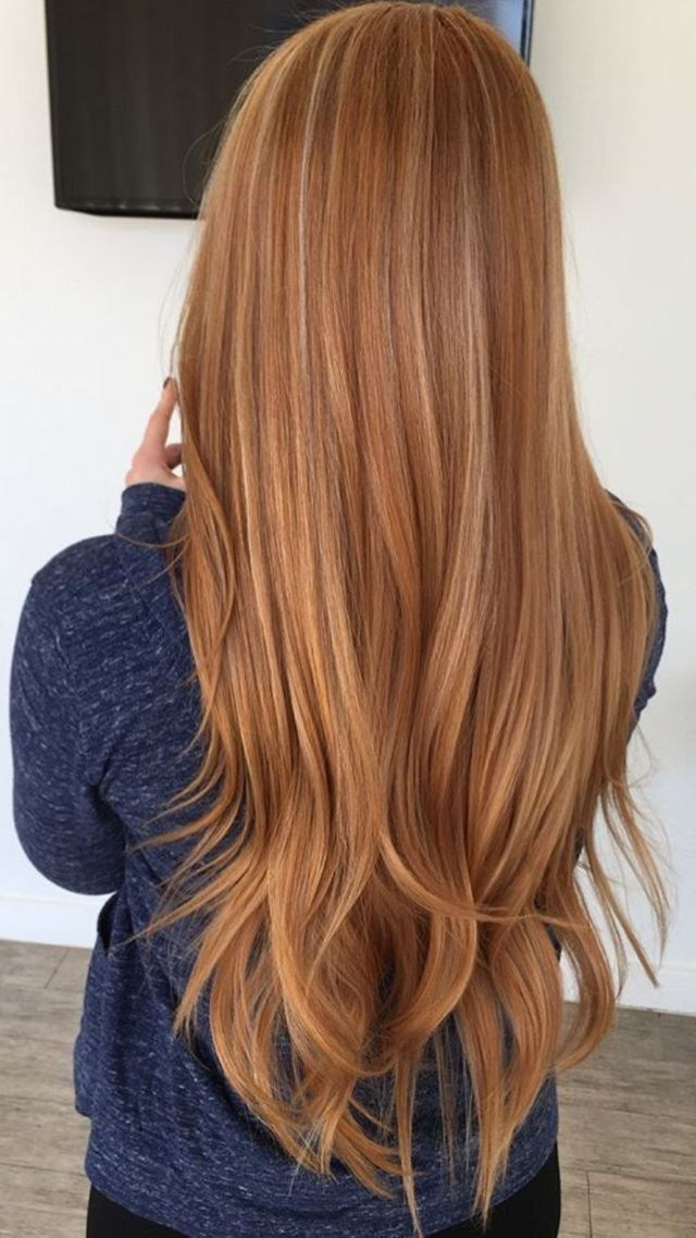 Strawberry-Blonde-2 Top 20 Hottest Colorful Hair Ideas that Are So Cool in 2020
