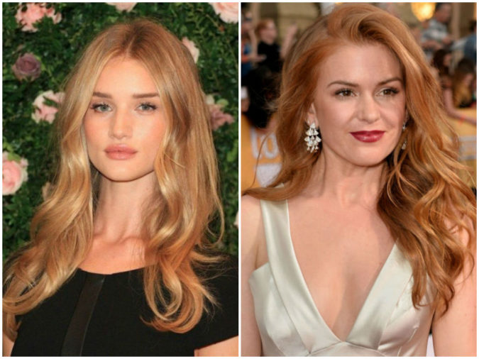 Strawberry-Blonde-Hair.-675x506 Top 20 Hottest Colorful Hair Ideas that Are So Cool in 2020