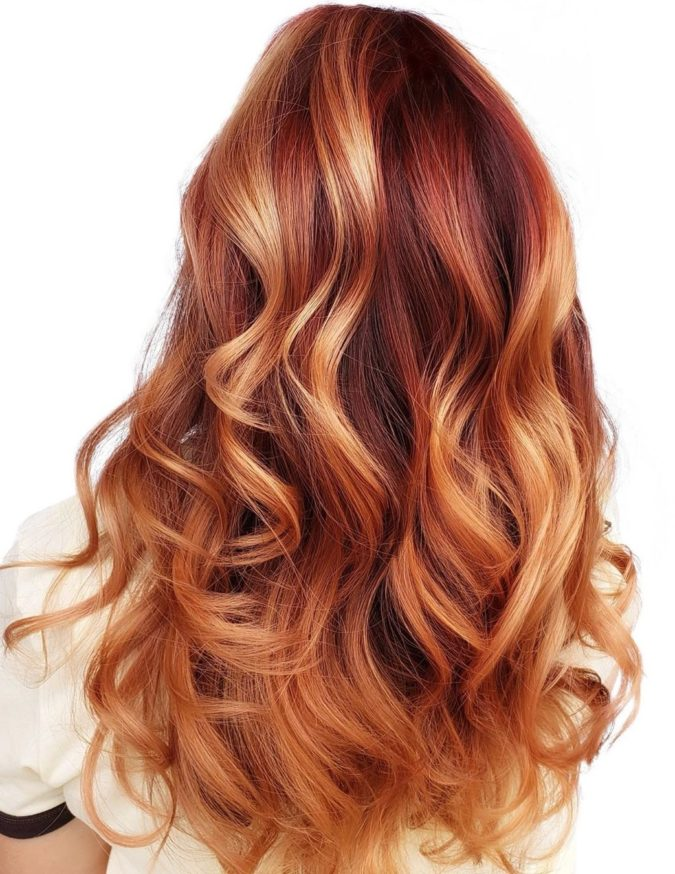 Strawberry-Blonde.-1-675x874 Top 20 Hottest Colorful Hair Ideas that Are So Cool in 2021