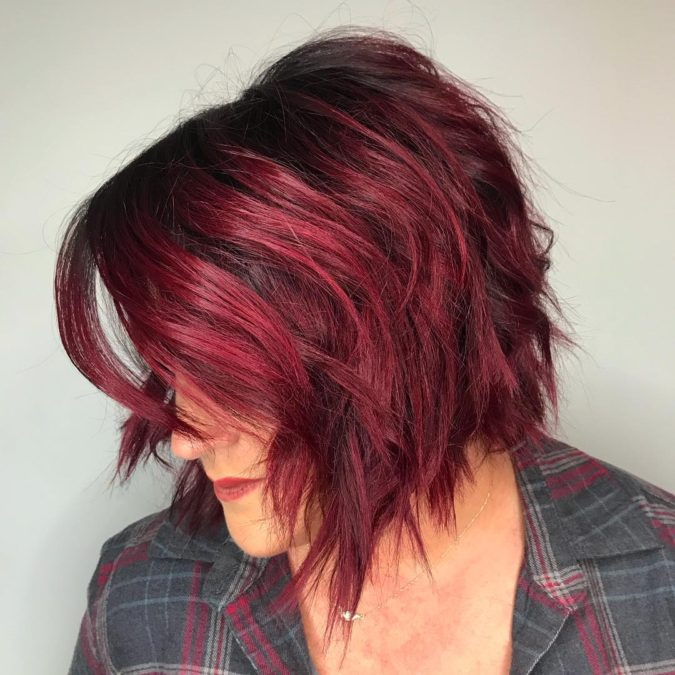 The-Auburn-wavy-style.-675x675 20 Most Trendy Hairstyles for Women over 40 to Look Younger