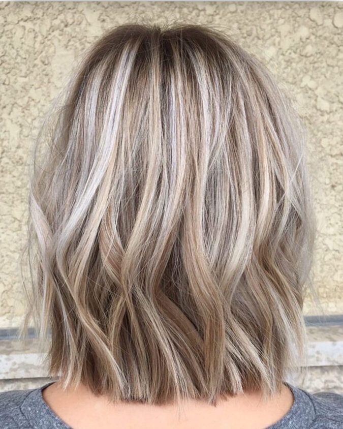 The-Blonde-gray-hair.-675x844 Best 12 Hairstyles for Women Over 60 to Look Younger
