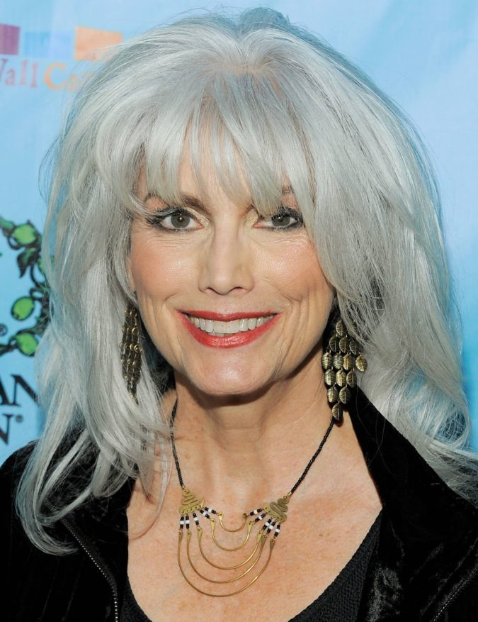 The-Emmy-Lou-hair-layers-675x877 Best 12 Hairstyles for Women Over 60 to Look Younger