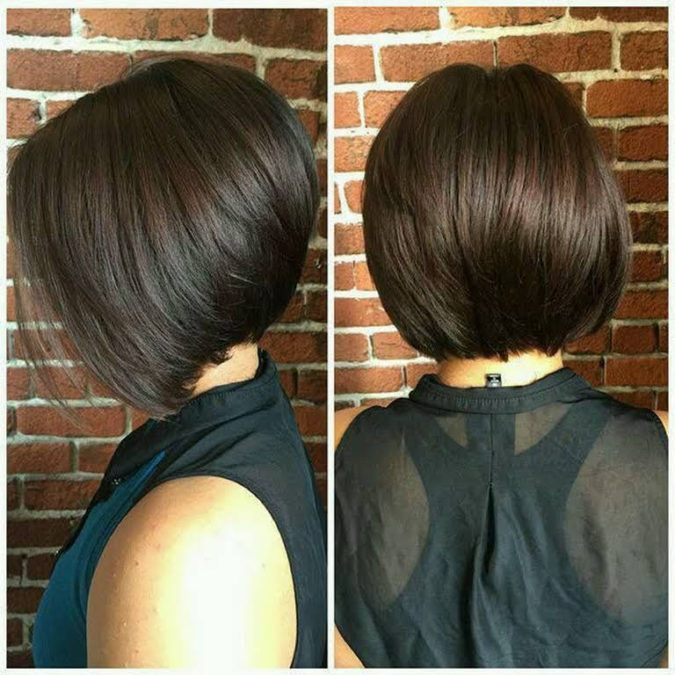 The-angular-bob.-675x675 20 Most Trendy Hairstyles for Women over 40 to Look Younger