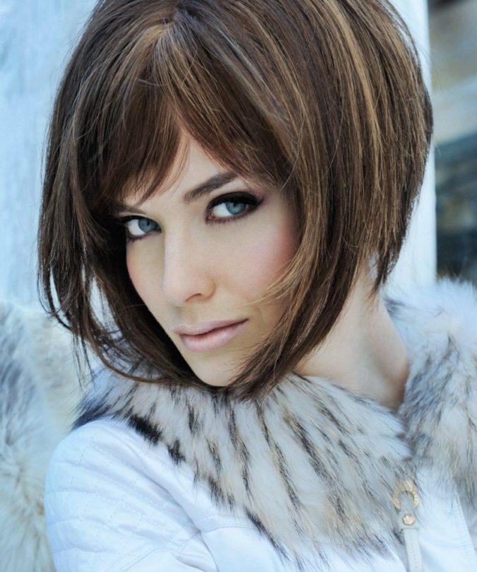 The-angular-bob..-1-675x809 20 Most Trendy Hairstyles for Women over 40 to Look Younger