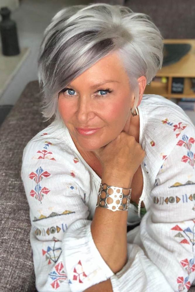 The-asymmetrical-bob-2 Best 12 Hairstyles for Women Over 60 to Look Younger