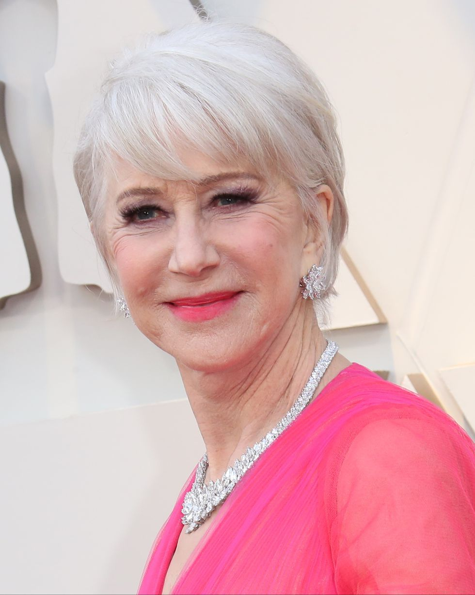 The-asymmetrical-bob Best 12 Hairstyles for Women Over 60 to Look Younger