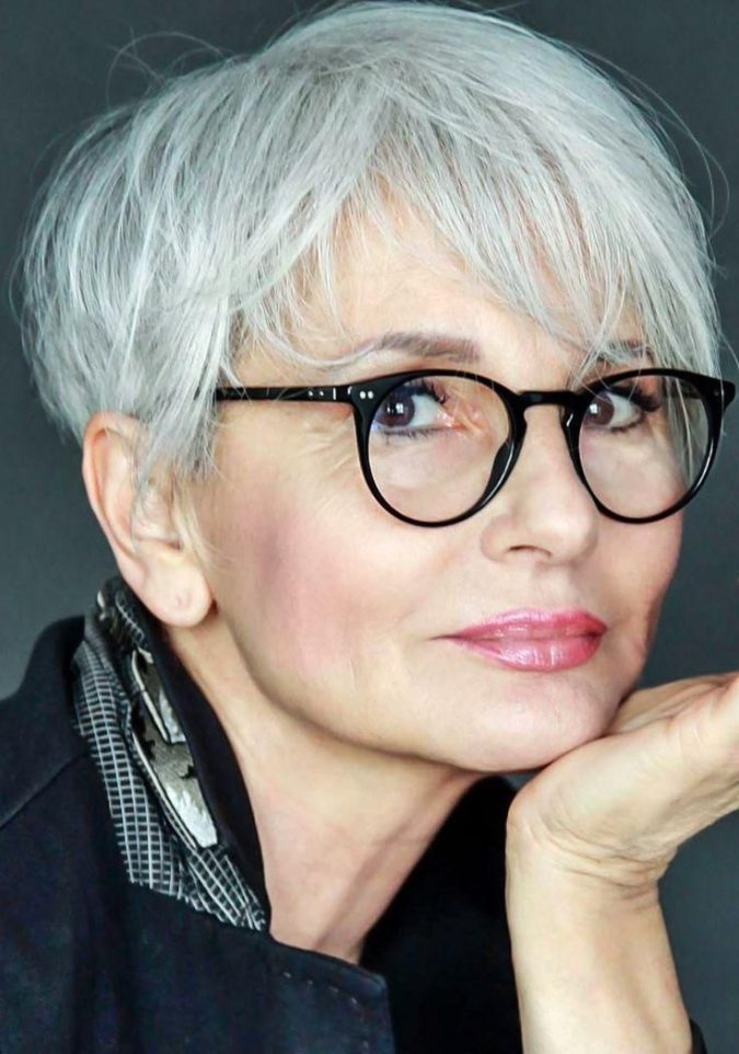 The-choppy-pixie-675x962 Best 12 Hairstyles for Women Over 60 to Look Younger