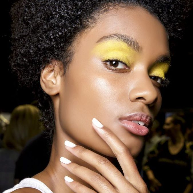 The-opaque-eye-shadow-675x675 Best 10 Colorful Face Makeup Looks to Try in 2020