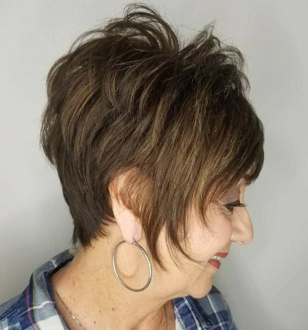 The-pixie-haircut-2 Best 12 Hairstyles for Women Over 60 to Look Younger