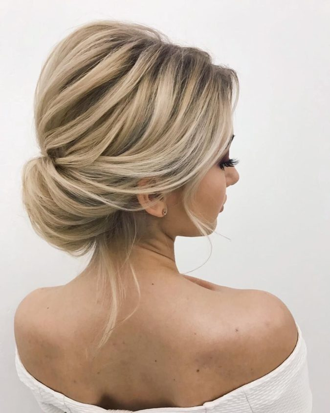 The-sleek-up-do-2-675x844 20 Most Trendy Hairstyles for Women over 40 to Look Younger